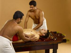 Abhayanga - Ayurvedic Oil Massage