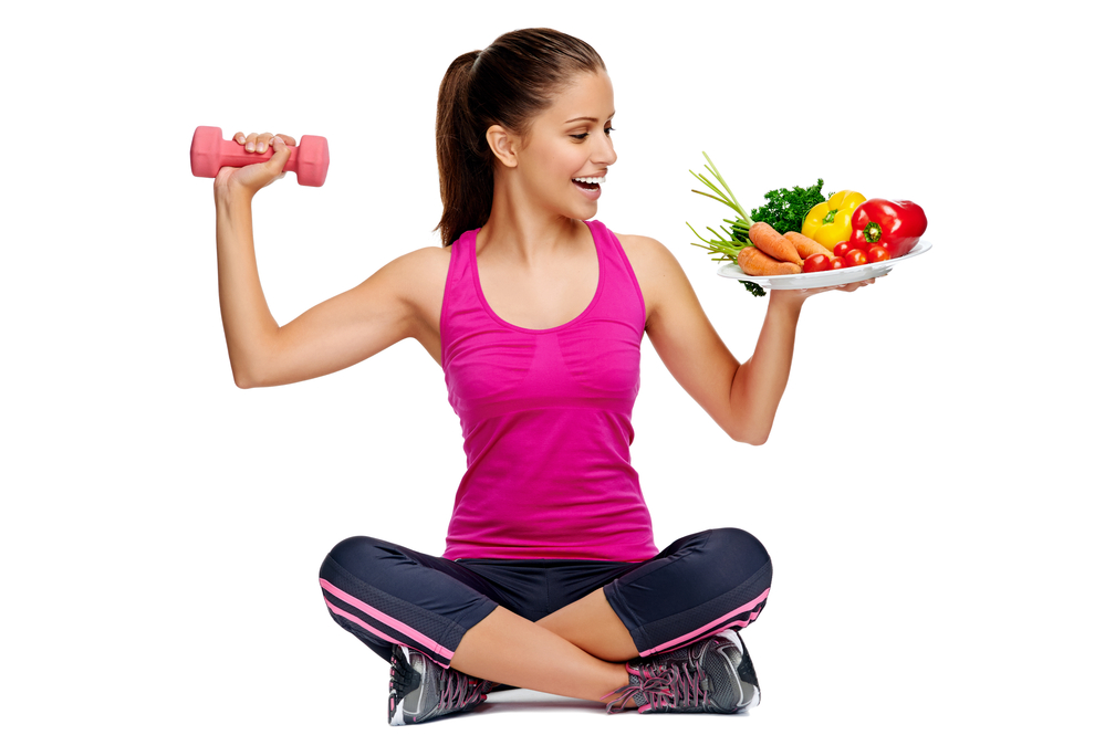 healthy balanced lifestyle for PCOS